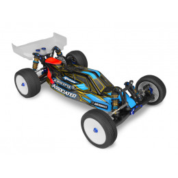 JConcepts Carrosserie Warrior + Aileron RC10B5M 0299L