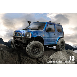 MST CMX Crawler 4WD Jimny J3 242mm KIT 532181