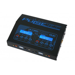 Pulsetec Chargeur Ultima 400 Duo AC-DC PC-021-002