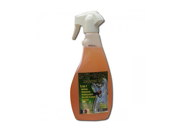 6Mik Nettoyant en Spray Opti-Clean 5 en 1 750ml PO19
