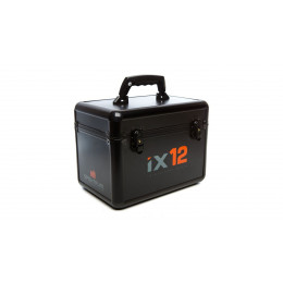 Spektrum Valise de transport Aluminium IX12 SPM6725