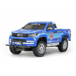 Tamiya Carrosserie Toyota Hilux Extra Cab 51611