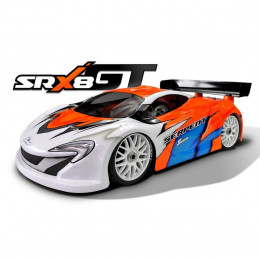 Serpent SRX8 GT rally game 1/8 Nitro KIT 600057