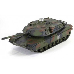 Waltersons Char MBT M1A1 Abrams Forêt 1/72