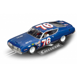 Carrera Digital Ford Torino Talladega N°76 30907