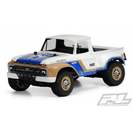 Proline Carrosserie Ford F-100 1966 Transparente 3408-00