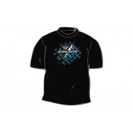 JConcepts T-Shirt Finish Line Noir M/L/XL 2726