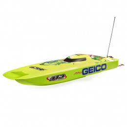 "Pro Boat Miss Geico 36"" Twin Brushless RTR PRB08040"