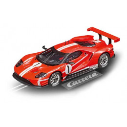 Carrera Evolution Ford GT Race Car Time Twist n°1 27596