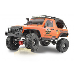 FTX Crawler Outback Fury Xtreme 4WD 1/10 RTR FTX5583