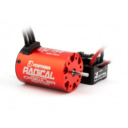 Performa Combo Variateur + Moteur P1 Radical Brushless Crawler 2100Kv PA9361