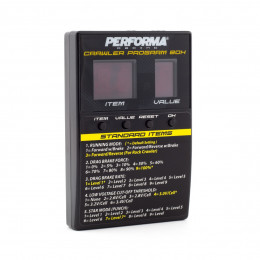 Performa Carte de programmation Crawler P9362