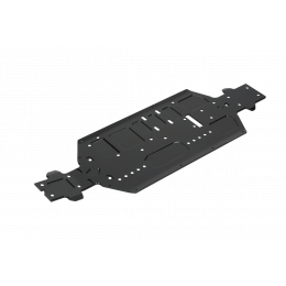 Hot Bodies Chassis +2mm E819 (x4) 204486