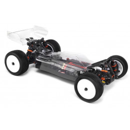 Hot Bodies Buggy D418 KIT European Championships + Performa 6.5T 204241