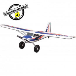 """CDA"" FMS Avion Kingfisher 140mm PNP + Flotteurs/Skis FMS103F"