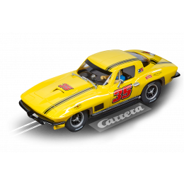 Carrera Evolution Chevrolet Corvette Sting Ray N°35 27615