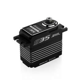 Power HD Servo S35 BRUSHLESS BOITIER ALU SSR HV (30KG/0.075SEC)