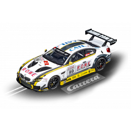"Carrera Evolution BMW M6 GT3 ""Rowe Racing"" n°99 27594"