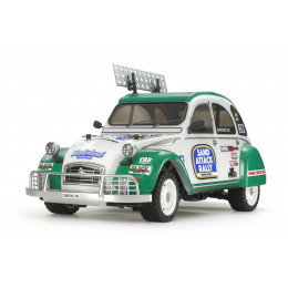 Tamiya Carrosserie Citroen 2cv Rally M-Chassis 51617