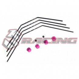 3Racing Barre anti roulis (x4) SAK-U316