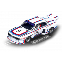 Carrera Digital BMW 3.5 CSL No.5 30896