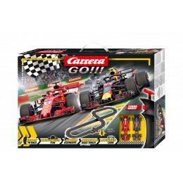 Carrera GO!!! Circuit Race to Win 62483