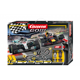 Carrera GO!!! Circuit Max Speed 62484