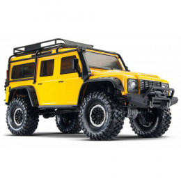 Traxxas TRX-4 Land Rover Defender Jaune Limited Edition RTR 82056-4