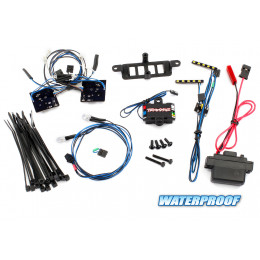 Traxxas Kit complet LED TRX-4 + Alimentation 3V Mercedes Benz 8898