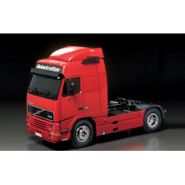 Tamiya Camion XB Volvo FH 12 Rouge RTR 23646