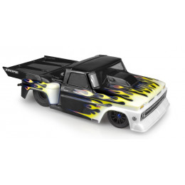 JConcepts Carrosserie Chevy C10 Step-Side Ultre Ream Wing 1966 SCT 2WD 0373