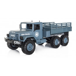 Funtek Véhicule militaire CR6-Truck RTR FTK-CR6