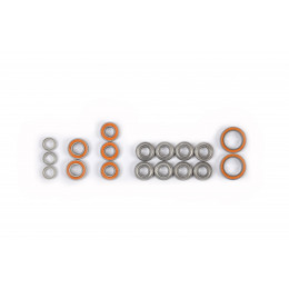 T2M Kit Roulements CC-01 (18 pcs) TR18