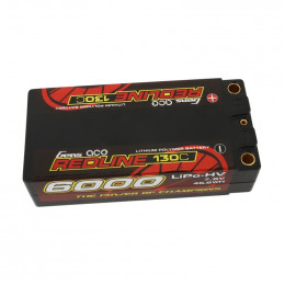 Gens Ace RS Hv Accu lipo Shorty 7.6v 6000mah 130C 2S2P