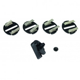 Scalextric Kit Tresse (x4) + Guide C8329