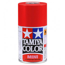 TAMIYA Peinture Acrylique TS39 Rouge Mica 85039