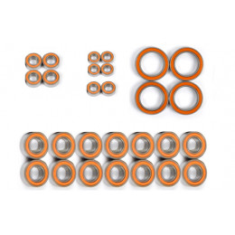 T2M Kit Roulements (28 pcs) Team Associated RC8 TR27