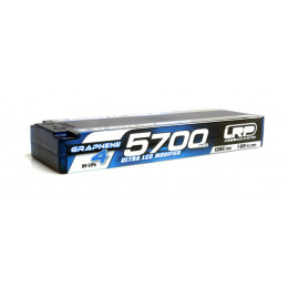 LRP Accu Lipo HV Graphene 4 Ultra LCG Modified 7.6V 5700mAh 135C/65C 431282