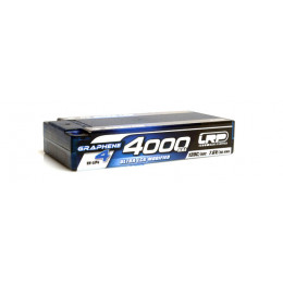 LRP Accu Lipo HV Graphene 4 Ultra LCG Modified Shorty 7.6V 4000mAh 135C/65C 431273