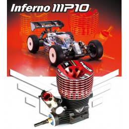 Kyosho Inferno MP10 KIT + Reds Scuderia S721 Gen 2