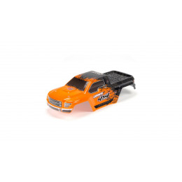Arrma Carrosserie Peinte Orange Granite 4x4 BLX ARAC3332