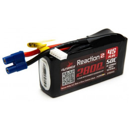 Dynamite Accu lipo Reaction 14.8v 2800mah 50C DYNB28453