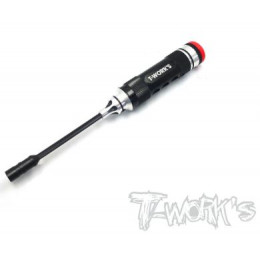 T-Work's Tournevis à douille 5.5mm TT-060-5.5