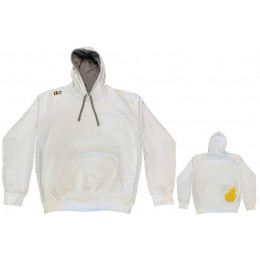 RC Team Sweat Capuche Blanc