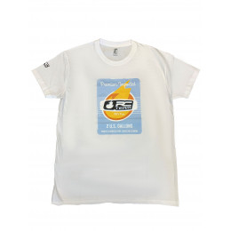 RC Team T-Shirt Blanc