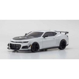 Kyosho Mini-Z RWD Chevrolet Camaro ZL1 Shadow Summit White + KT531P + LED RTR 32339W