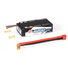 Intellect Accu lipo Shorty Graphene HV 11.4v 4200mah 120C