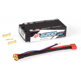 Intellect Accu lipo Shorty Graphene HV 7.6v 6200mah 120C
