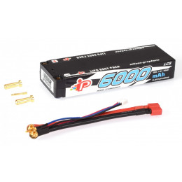 Intellect Accu lipo LCG Graphene HV 7.6v 6000mah 120C