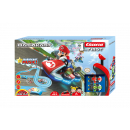 Carrera First Circuit Mario Kart Royal Raceway 63036
